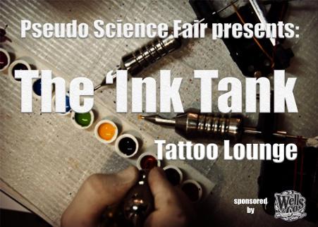 tattoo lounge